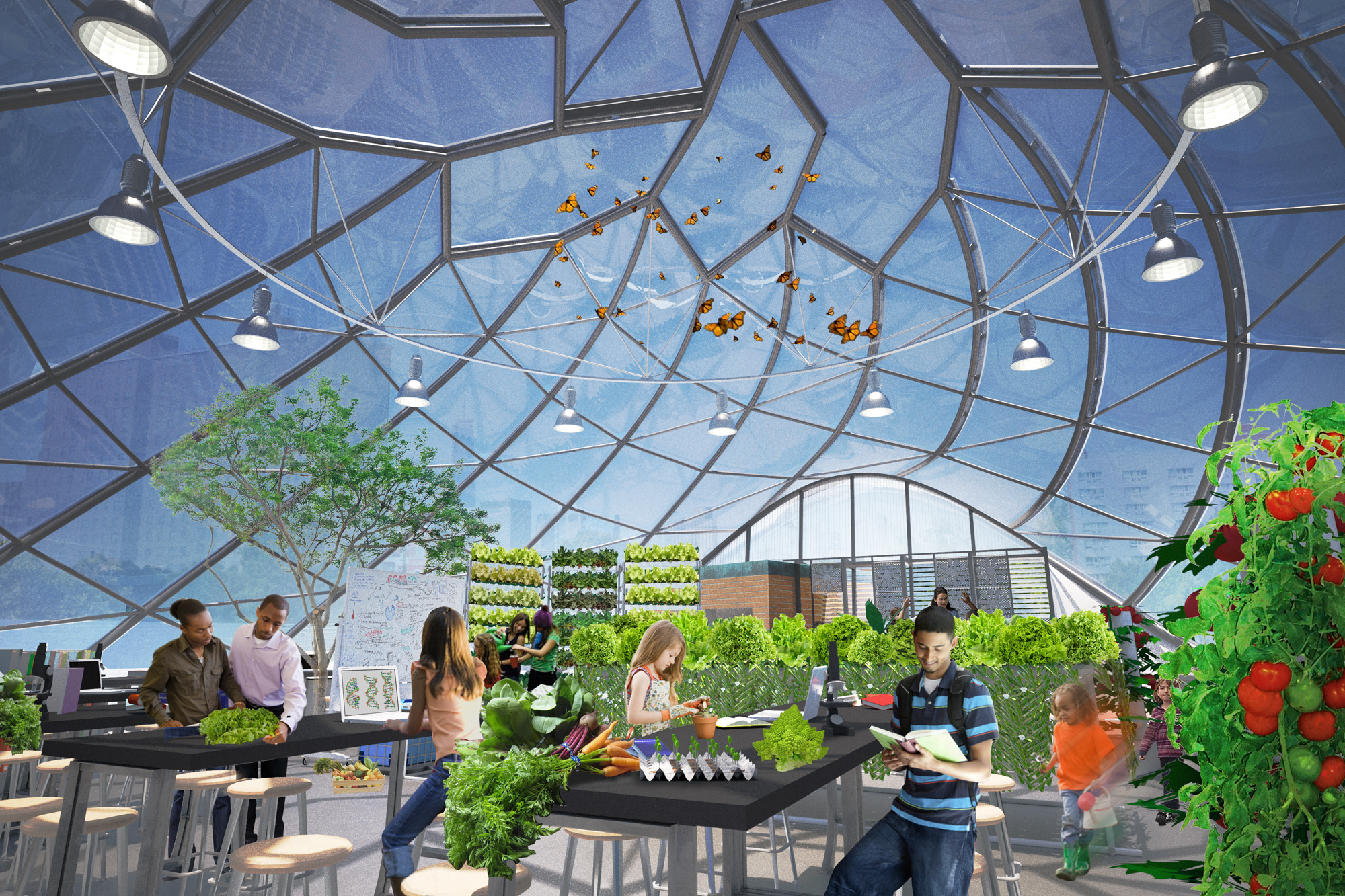 ARE×A's GreenLab to be featured at ACADIA 2015