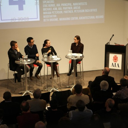 Michael Kim to speak at the AIA's 'Edge Living' event